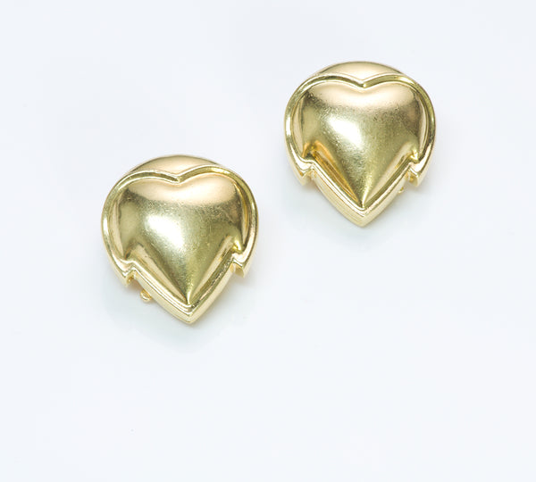 Van Cleef Arpels 18K Gold Earrings