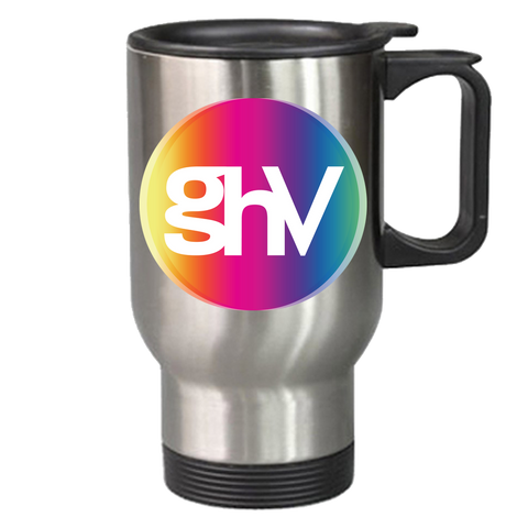 Go High Vibe Travel Mug
