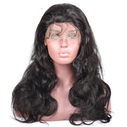 13*4 Body Wave Lace Frontal Human Hair Wig, 150%/180% Density