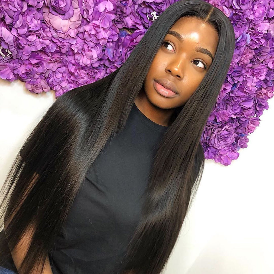 3 Bundles Peruvian Straight Hair, 8-30inch 100% Virgin Human Hair