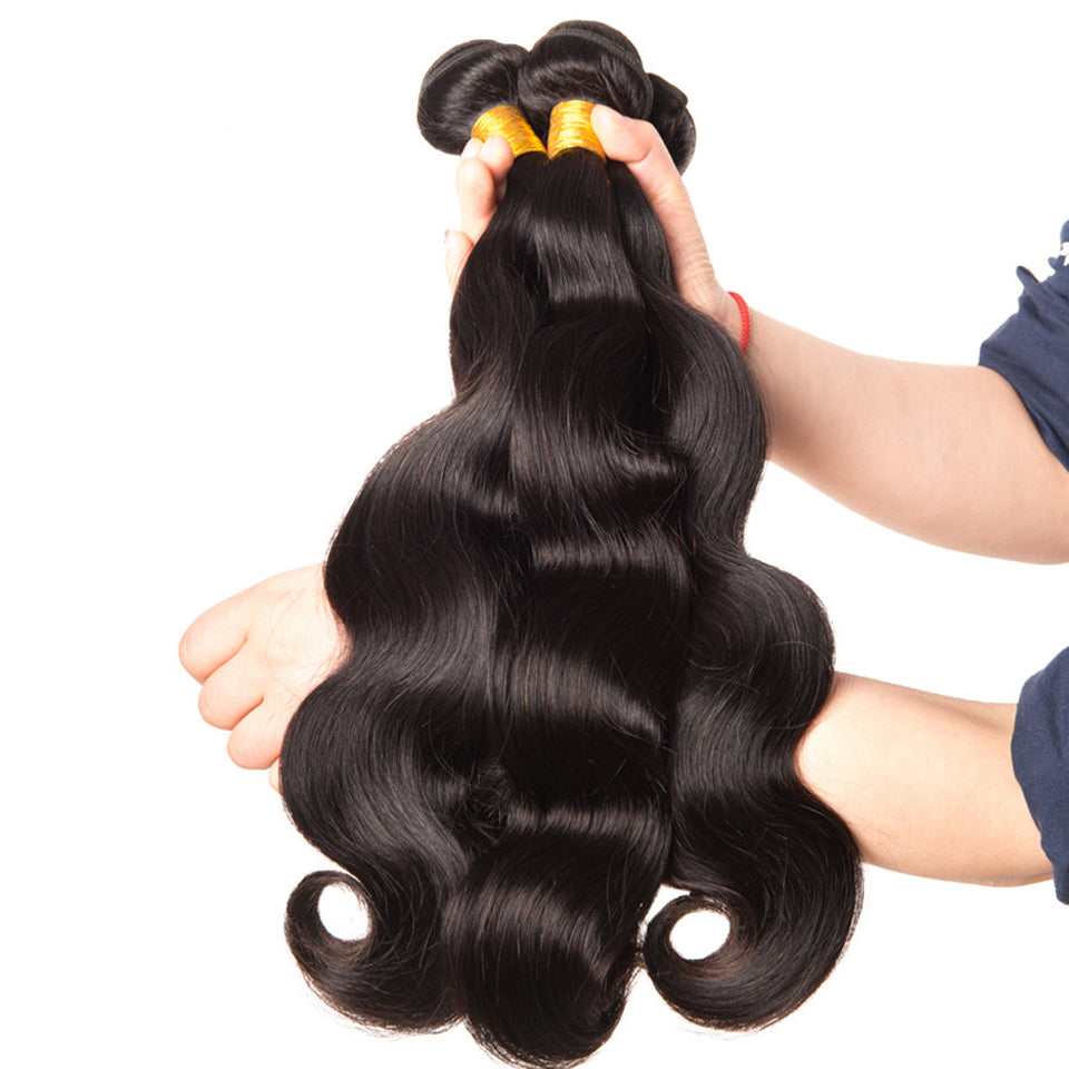 virgin malaysian body wave human hair weave 3 bundles, 8A grade, 8-30inch