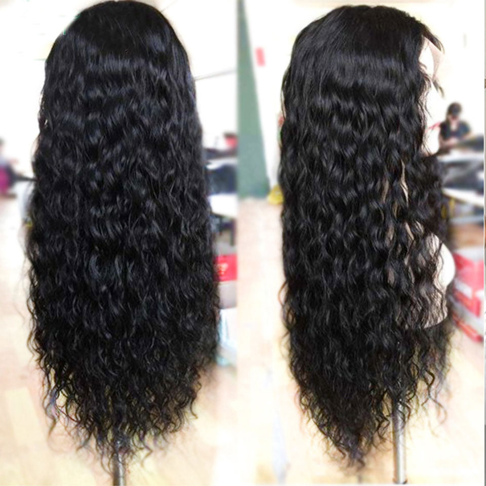 hair, water wave hair styles, brazilian hair, malaysian hair, indian hair, peruvian hair, water wave wig, lace wig, free shipping, hairstyle