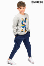 Kimba Kids by Kimberley Walsh K Logo Grey Sweatshirt