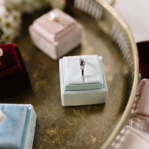 Velvet Ring box | Styling Collection
