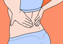 Self-help tips for relieving lower back pain