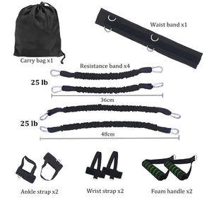 Resistance Bands Set for Strength - TestYourWill