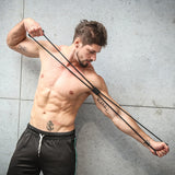 Resistance tube set - TestYourWill