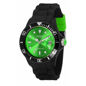 Unisex Watch Madison U4486-10 (40 mm)