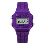 Unisex Watch Superdry SYL201V (37 mm)