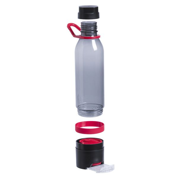 Sports Drinking Bottle with Secret Compartment - TestYourWill