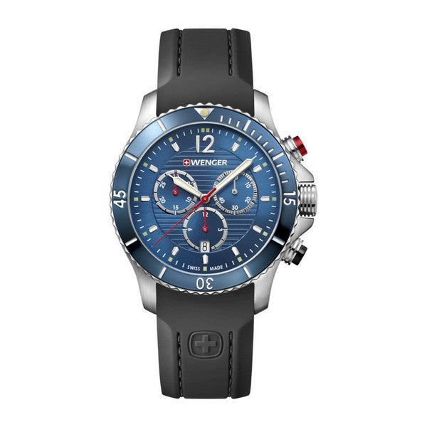 Men's Watch Wenger 01-0643-110 (43 mm)