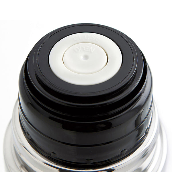 Travel thermos flask Quid Stainless steel 0,75 L
