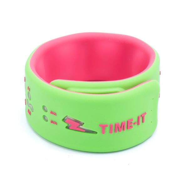 Unisex Watch Time-It TIT (26 mm) Green Pink