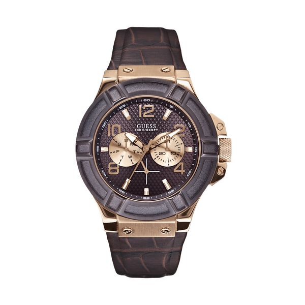 Men's Watch Guess W0040G3 (36 mm)