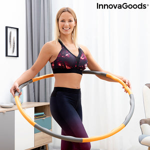 Detachable Foam-covered Fitness Hoop O-Waist InnovaGoods