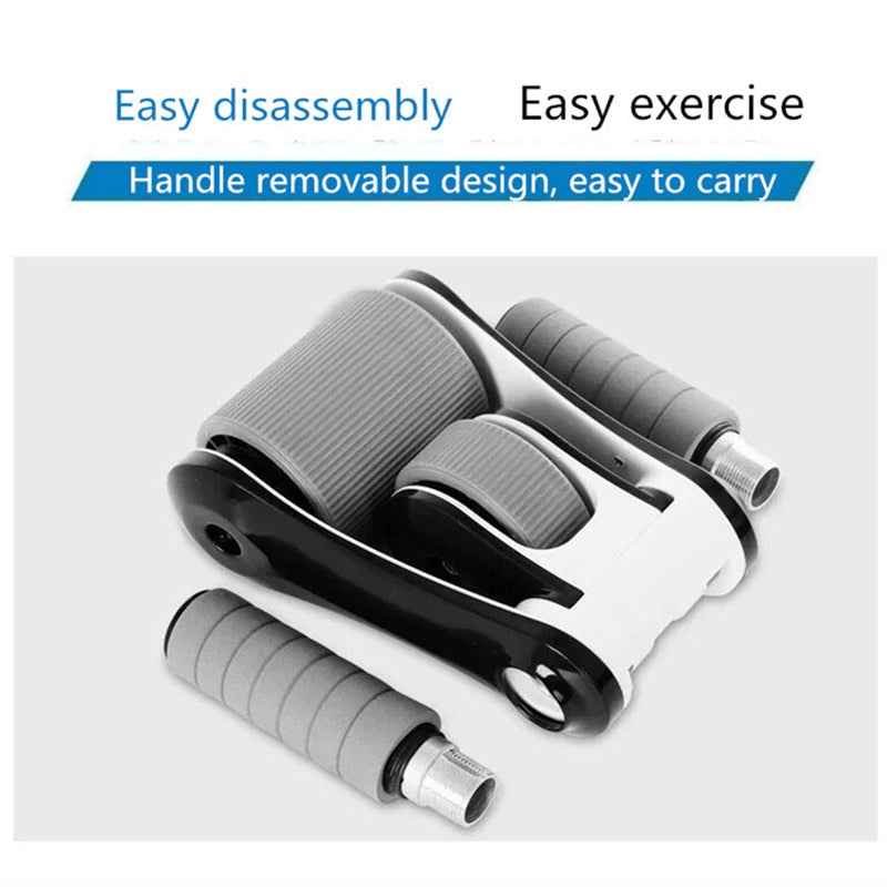 Ab Roller Foldable - TestYourWill