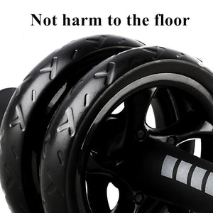 AB Roller Wheel with Pull Rope - TestYourWill