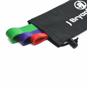 Fitness Resistance Bands Loop Set - TestYourWill
