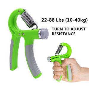 Hand Grip Strength Finger Trainer - TestYourWill