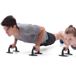 Push-Ups Stands Bars Kit - TestYourWill