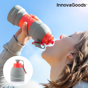 InnovaGoods Collapsible Water Bottle
