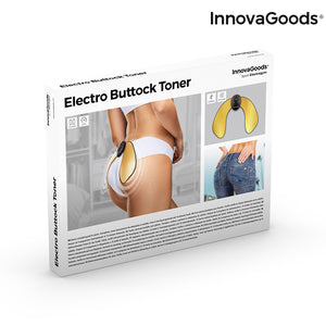 InnovaGoods Electrostimulating Patch for Glutes and Necks