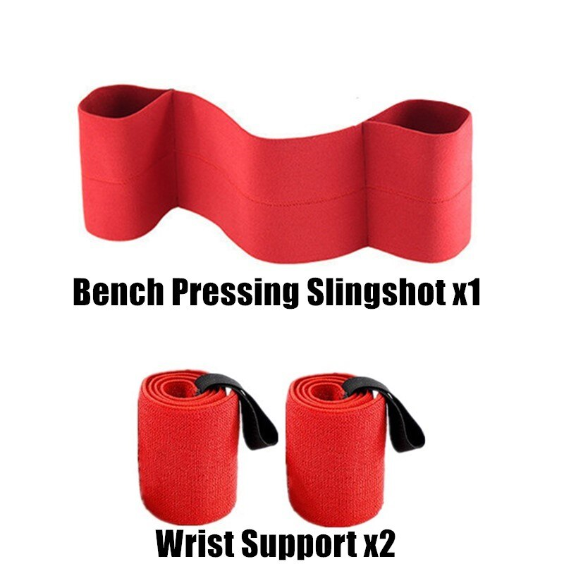 Weightlifting Pressing Slingshot - TestYourWill