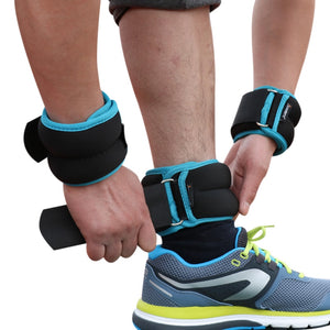 Wrist Ankle Weights - TestYourWill