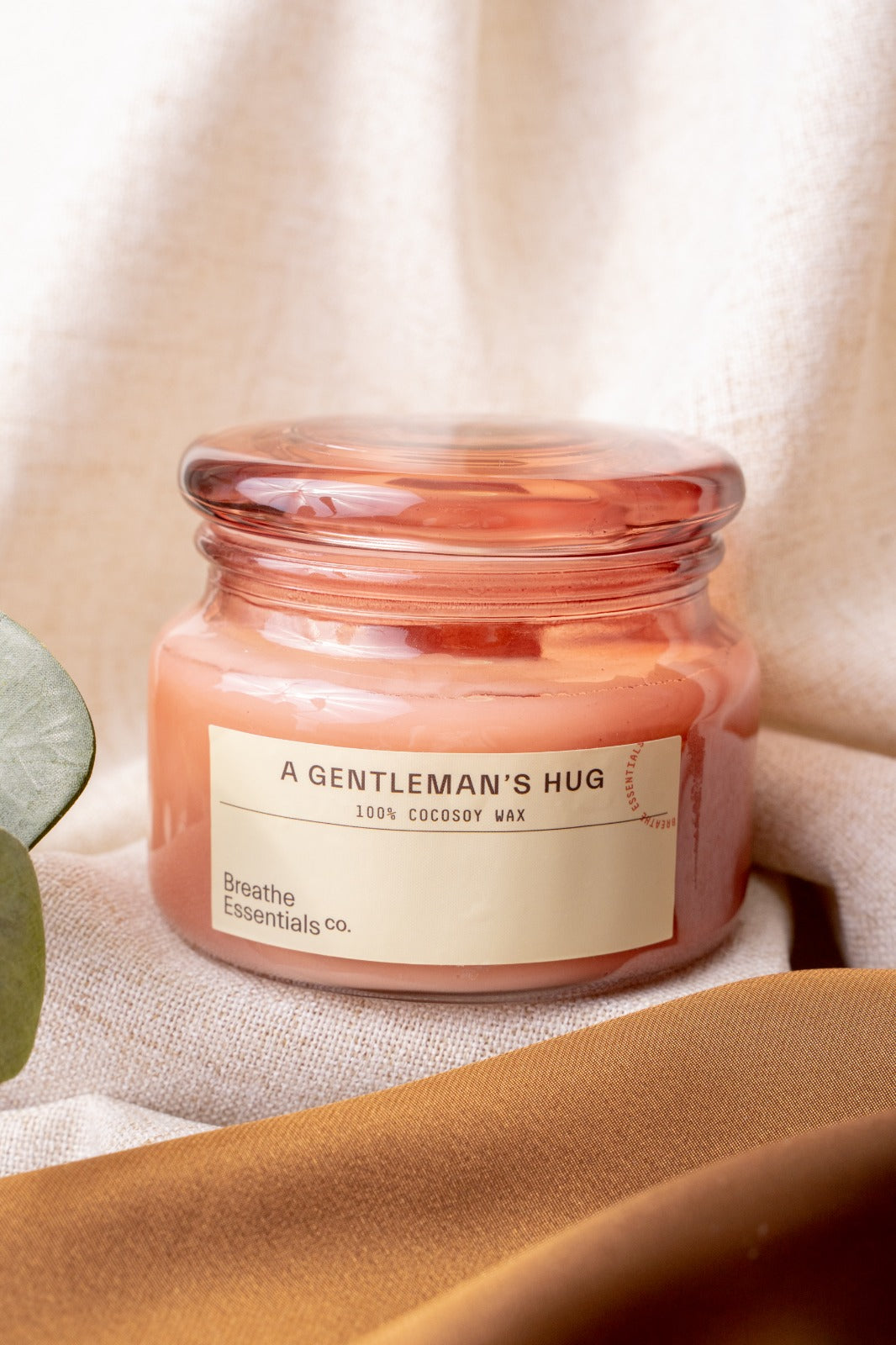 Scented Candles for Men - A Gentleman's Hug 300ML