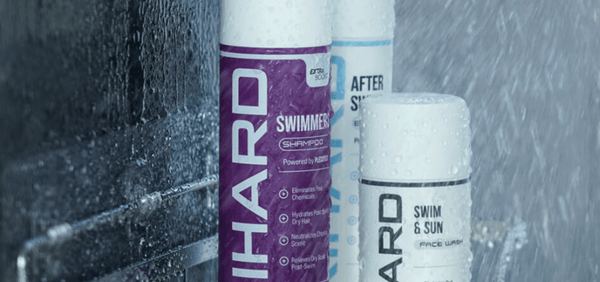 Our recommended swimmer's shampoo