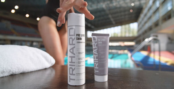 How to Remove Chlorine From Your Hair - Use post-swim hair conditioner