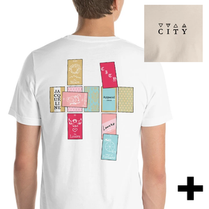 Card Spread Unisex T-Shirt