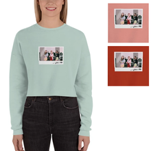 Load image into Gallery viewer, How Very 1988 Crop Sweatshirt