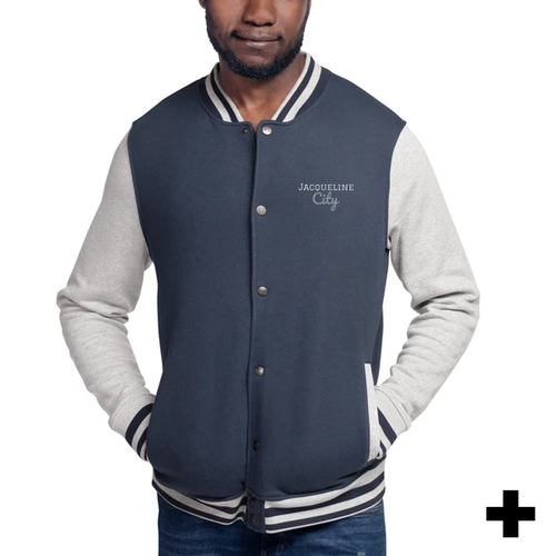 City Champion Bomber Jacket