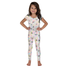 Load image into Gallery viewer, KIDS: Pajama Leggings in CLARA'S CHRISTMAS
