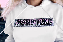 Load image into Gallery viewer, Manic Pixie TV Sweatshirt