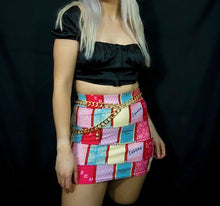 Load image into Gallery viewer, In the Cards Mini Skirt