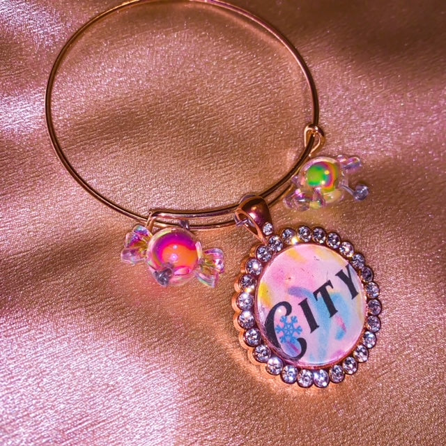 """City of Sweets"" Bracelet"