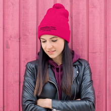 Load image into Gallery viewer, JCA Minimal Pom-Pom Beanie