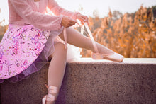 Load image into Gallery viewer, Pink Skater Skirt in BALLET CLASS