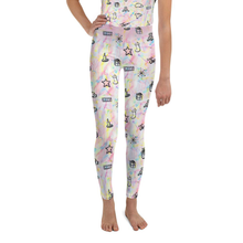 Load image into Gallery viewer, YOUTH: Pajama Leggings in CLARA'S CHRISTMAS