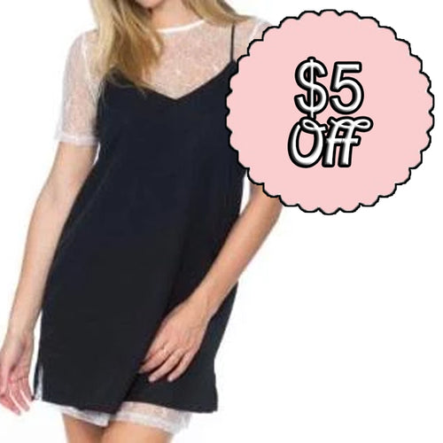 Tunnel Song Twofer Dress