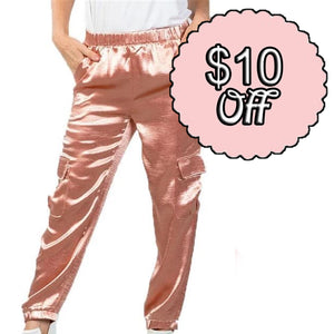 Satin Linings Playbook Pants