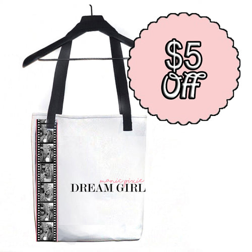 Almost Filmstrip Tote Bag