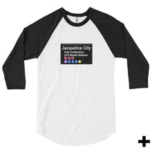 Load image into Gallery viewer, Subway Baseball T-Shirt