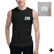 Load image into Gallery viewer, 215 Unisex Muscle Shirt