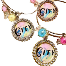 "Load image into Gallery viewer, ""City of Sweets"" Bracelet"