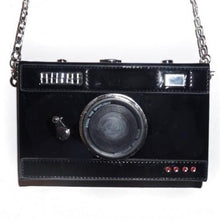 Load image into Gallery viewer, Daisy's Sparkly Camera Purse