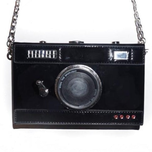 Daisy's Sparkly Camera Purse