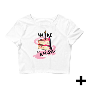 "Women's ""Make A Wish"" T-shirt"